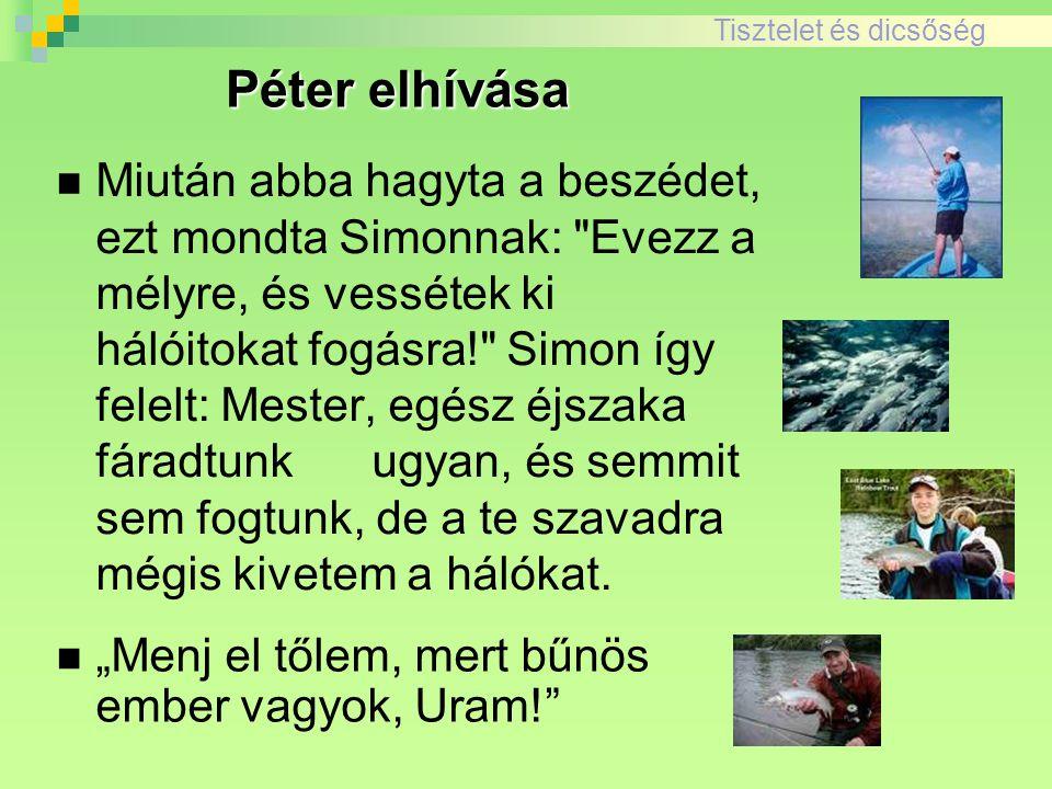 Péter elhívása