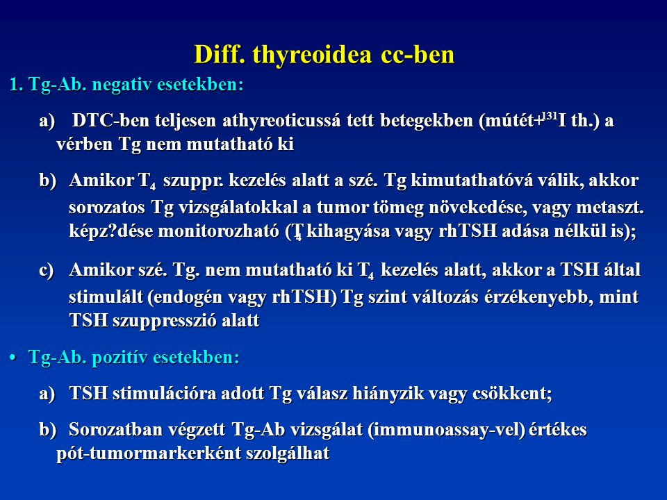 Diff. thyreoidea cc-ben