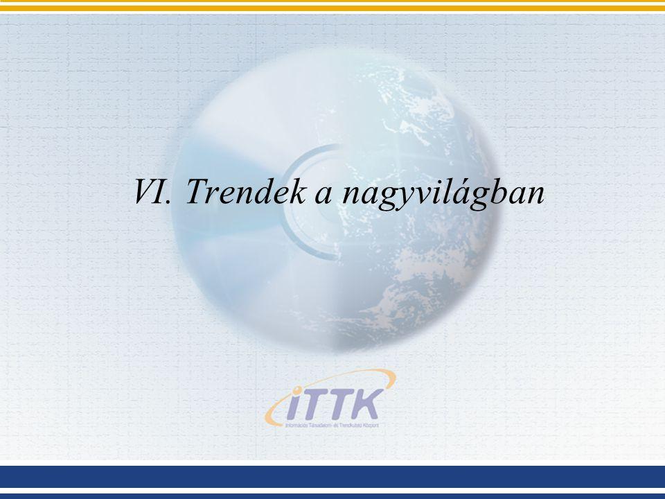 VI. Trendek a nagyvilágban