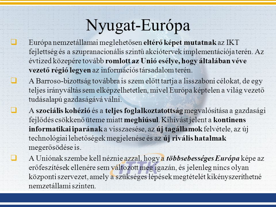 Nyugat-Európa