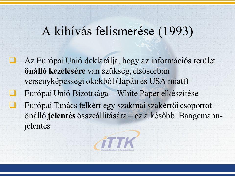 A kihívás felismerése (1993)