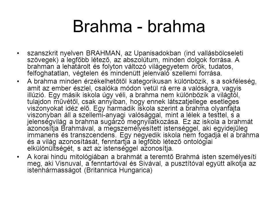 Brahma - brahma