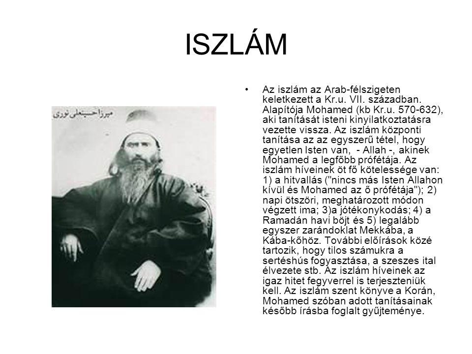 ISZLÁM