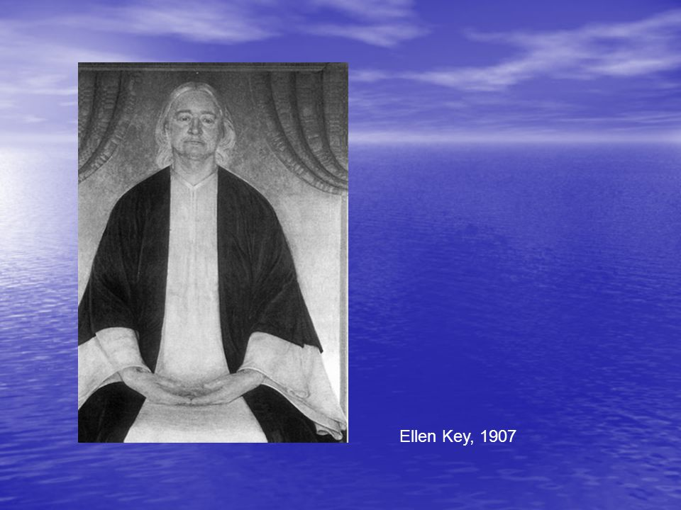 Ellen Key, 1907