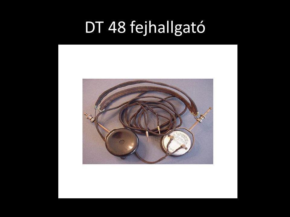 DT 48 fejhallgató
