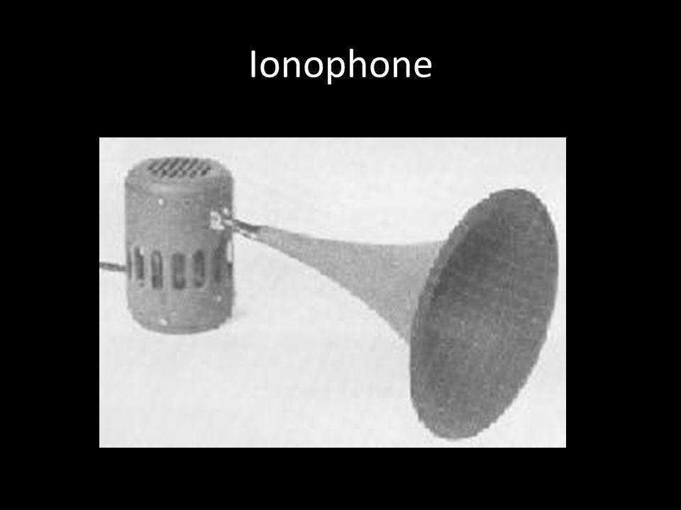 Ionophone