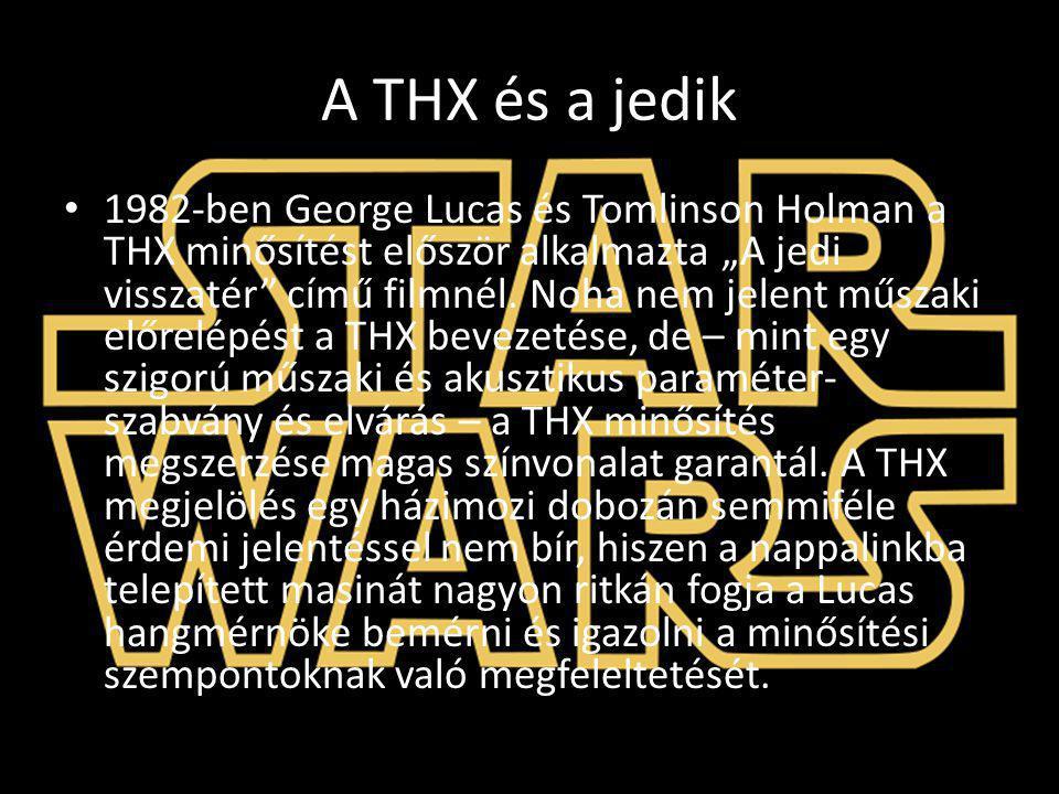 A THX és a jedik