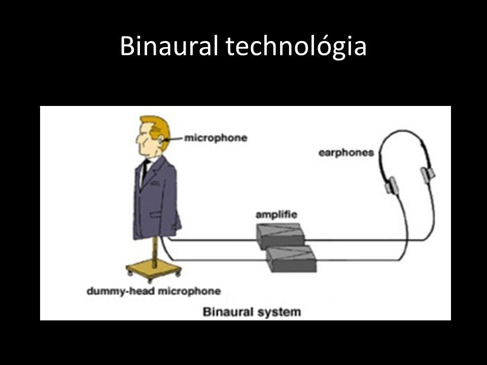 Binaural technológia