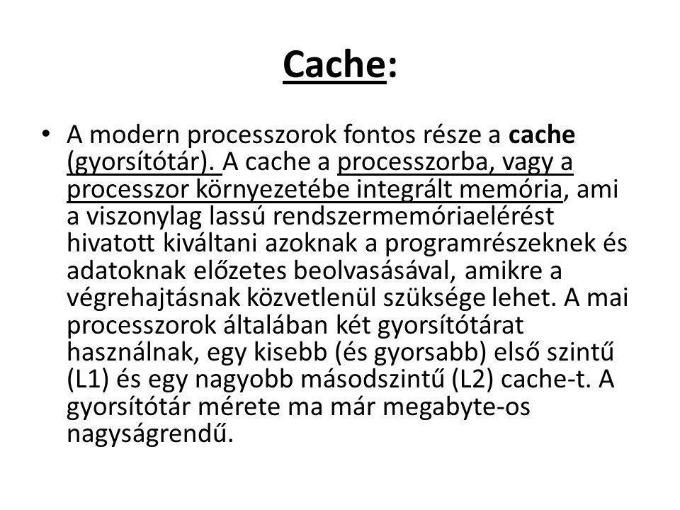 Cache: