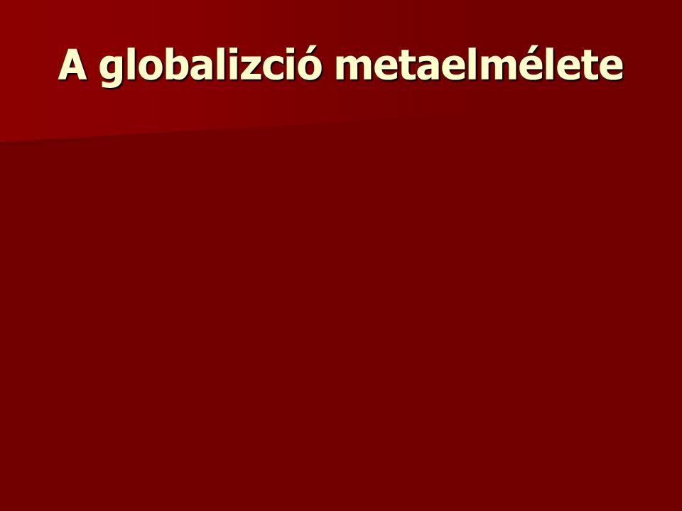 A globalizció metaelmélete