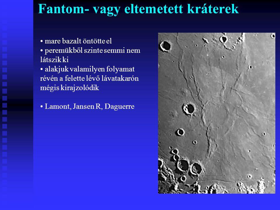 Fantom- vagy eltemetett kráterek