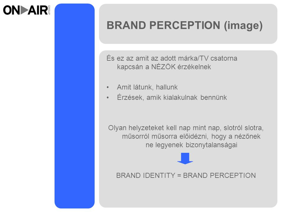 BRAND PERCEPTION (image)