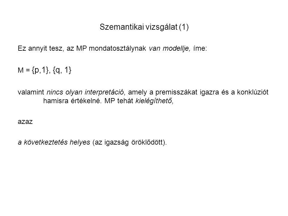 Szemantikai vizsgálat (1)