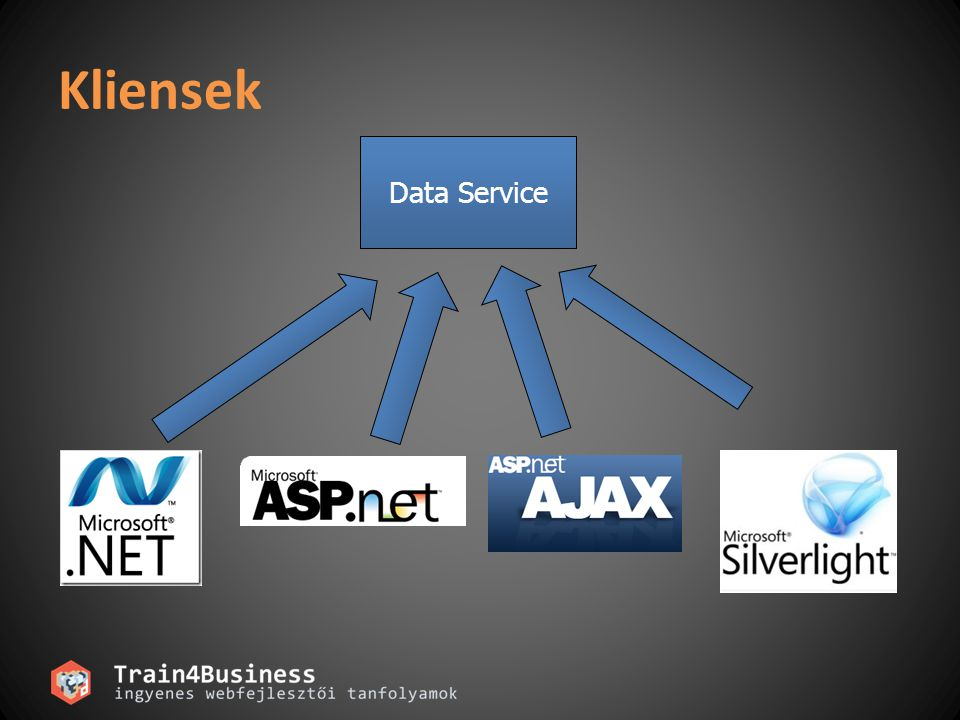 Kliensek Data Service