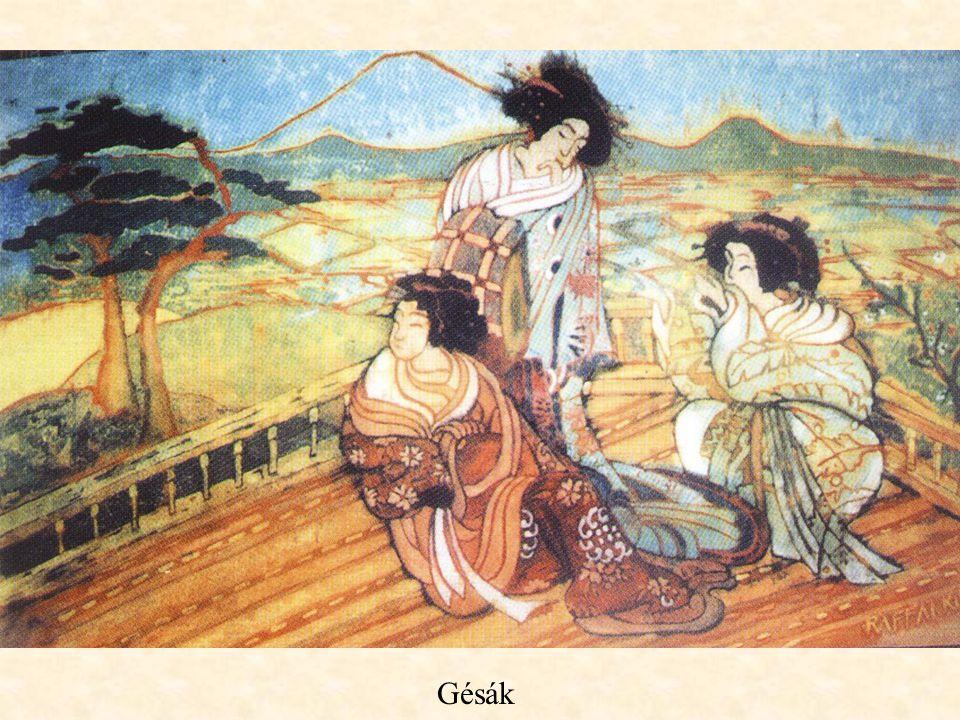 Gésák