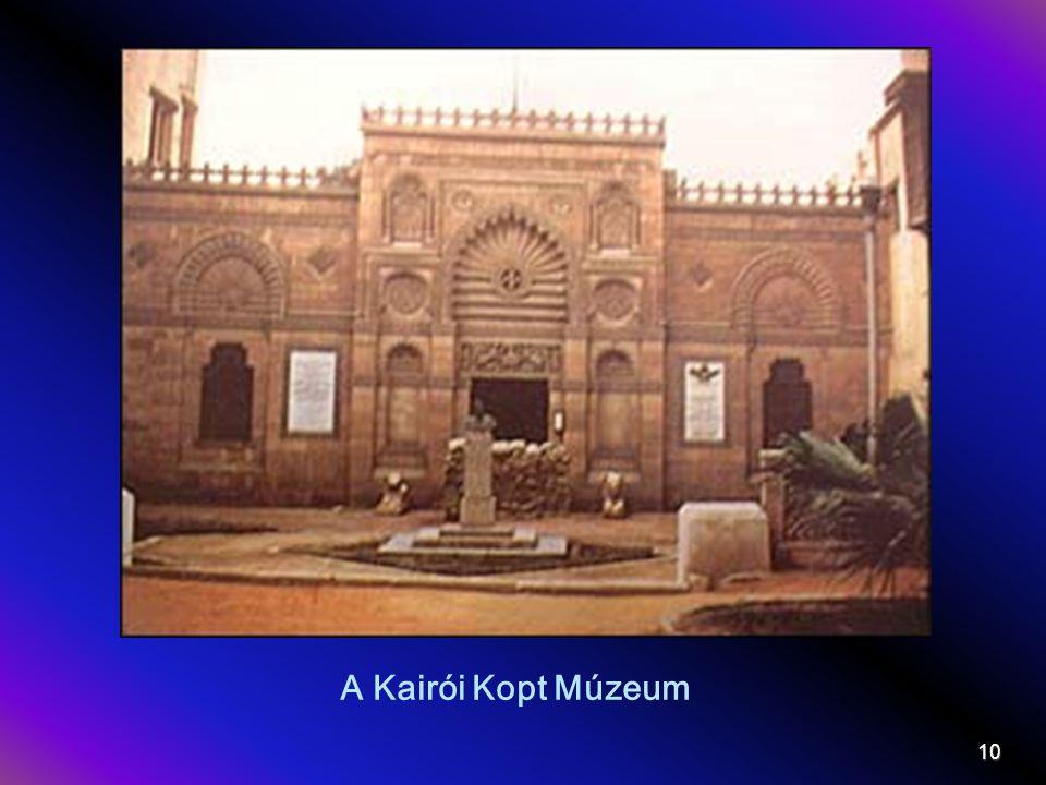 A Kairói Kopt Múzeum
