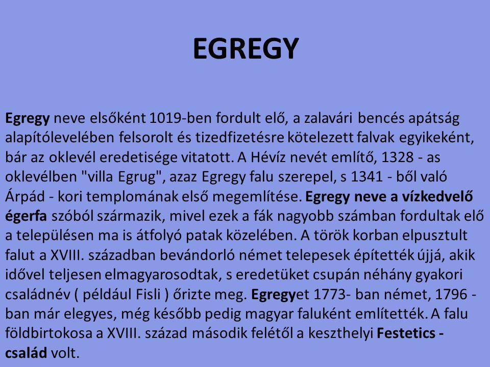 EGREGY
