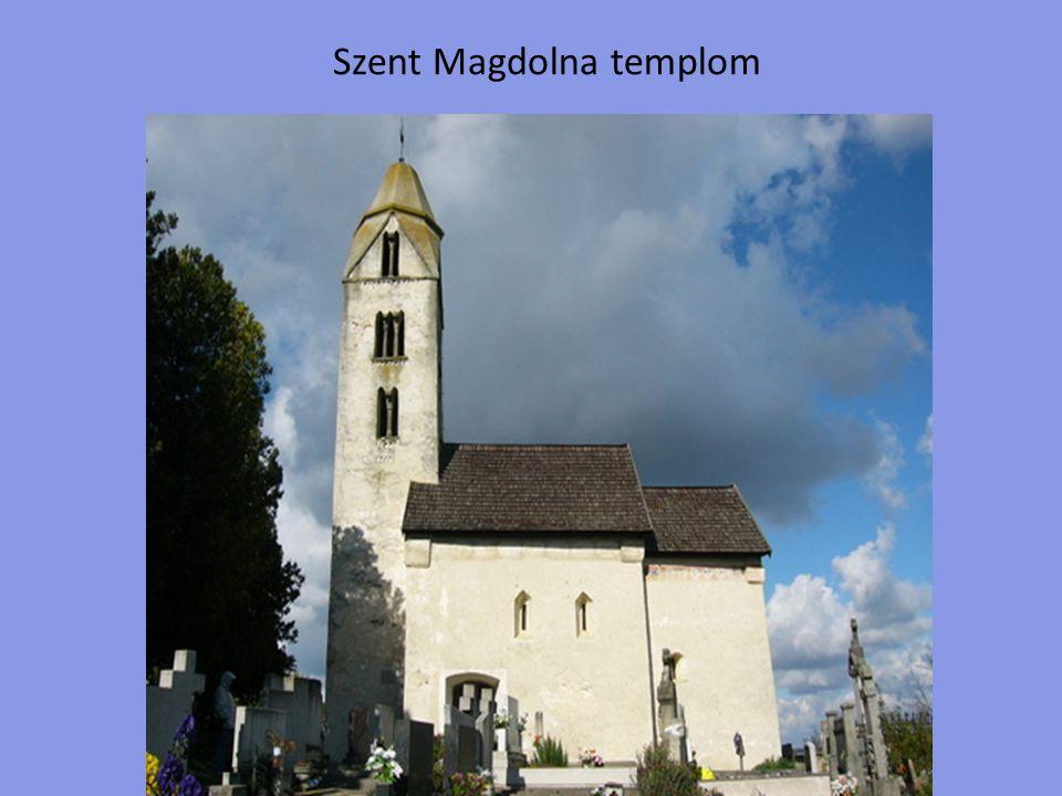 Szent Magdolna templom