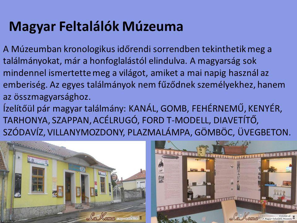 Magyar Feltalálók Múzeuma