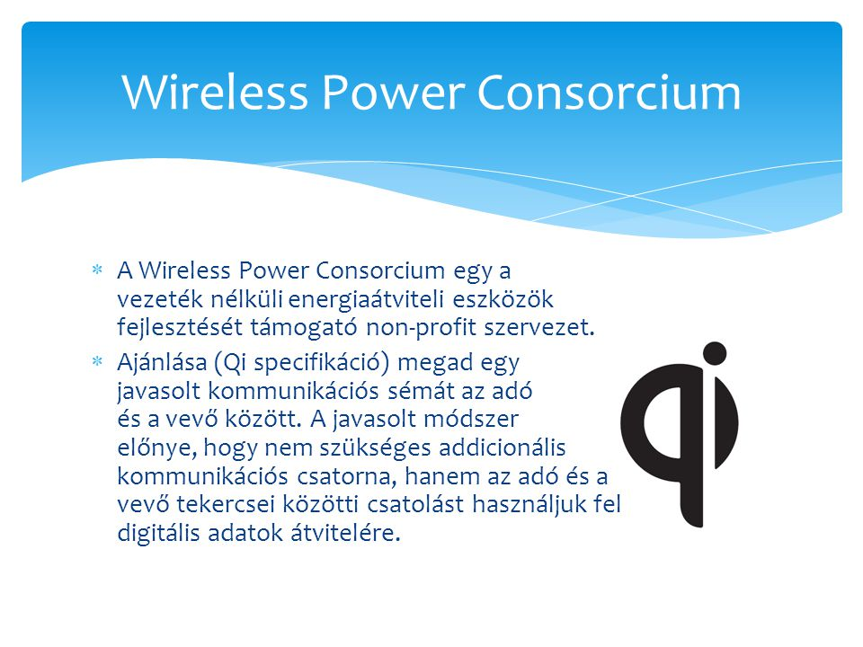 Wireless Power Consorcium