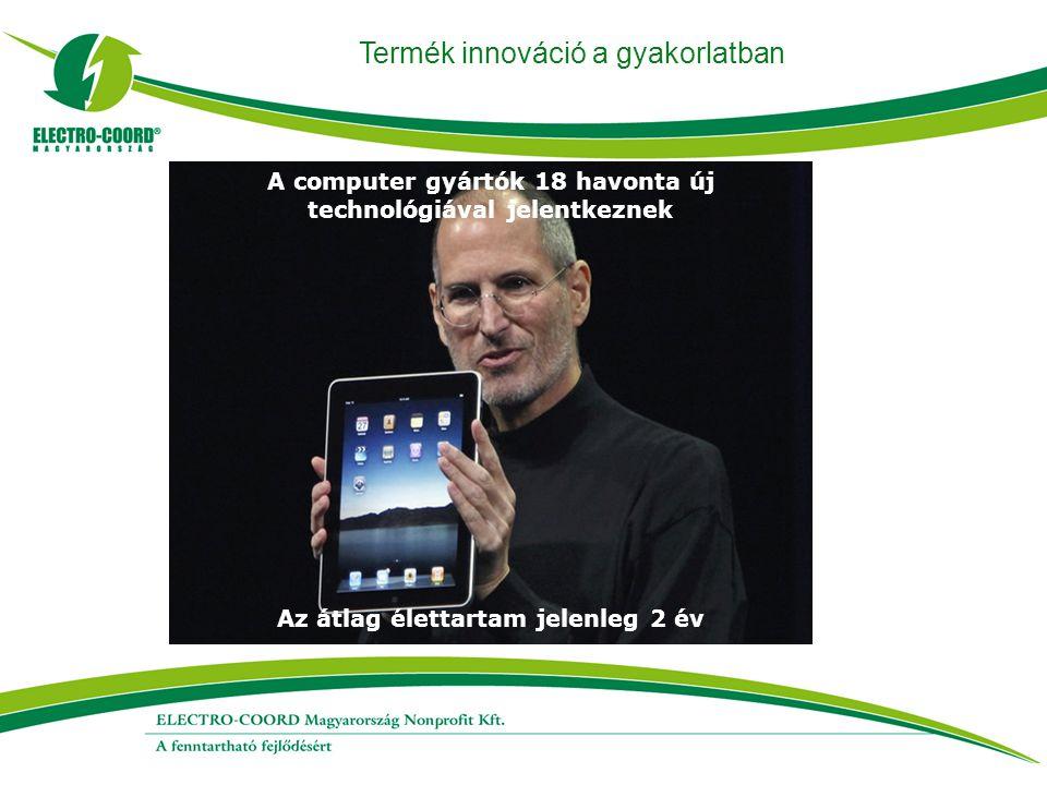 Termék innováció a gyakorlatban