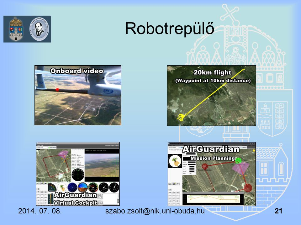 Robotrepülő 2017.04.04. szabo.zsolt@nik.uni-obuda.hu