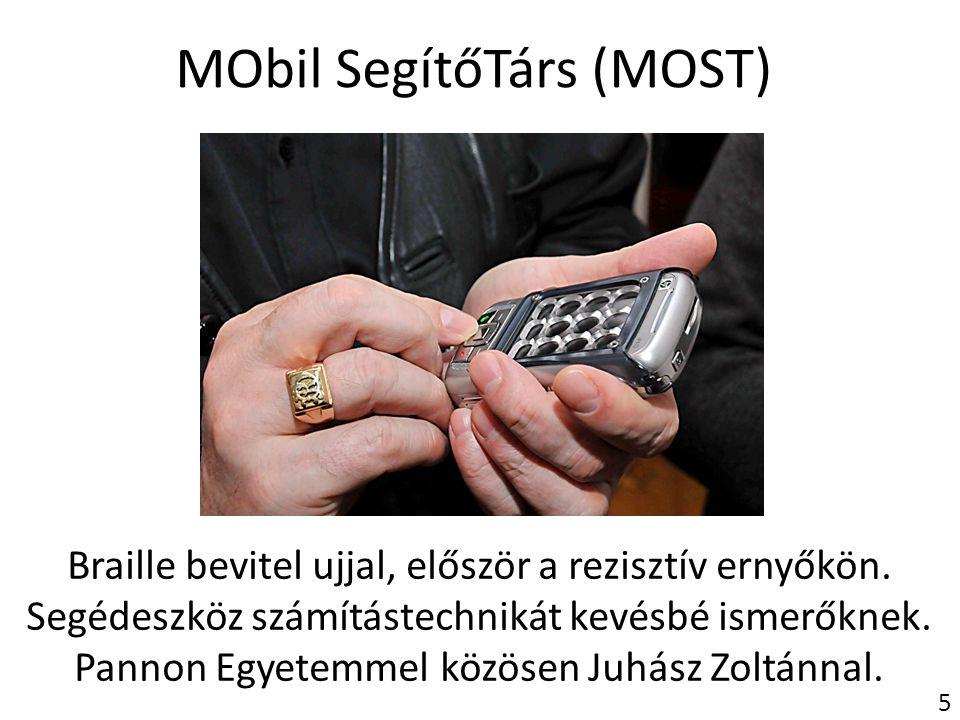 MObil SegítőTárs (MOST)