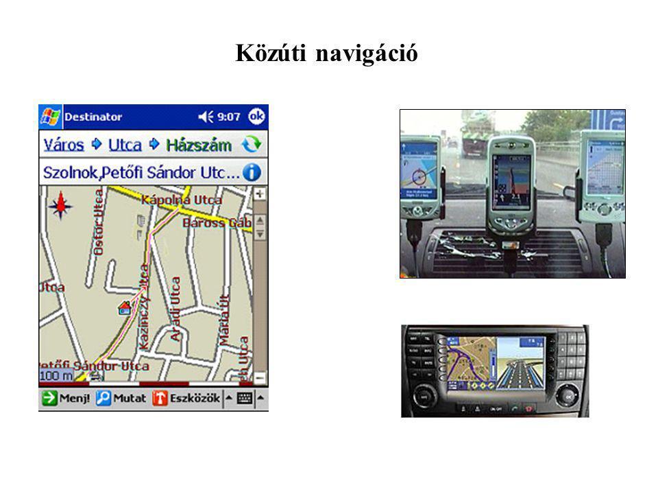 Közúti navigáció