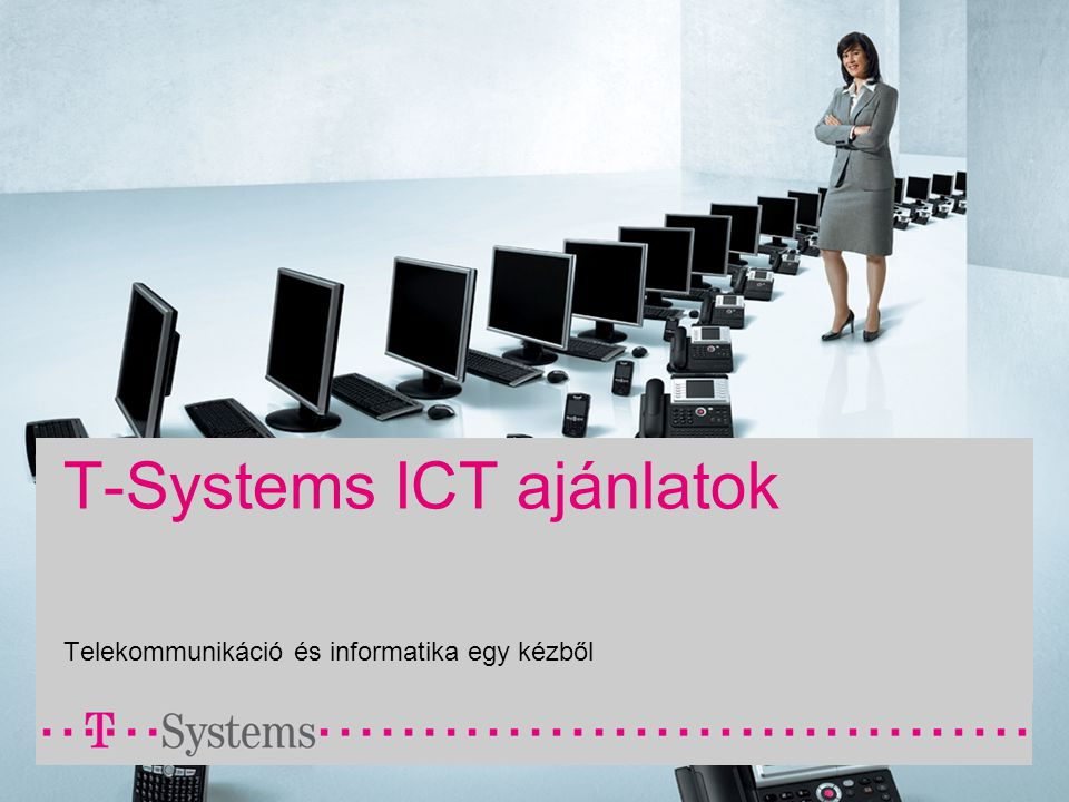 T-Systems ICT ajánlatok