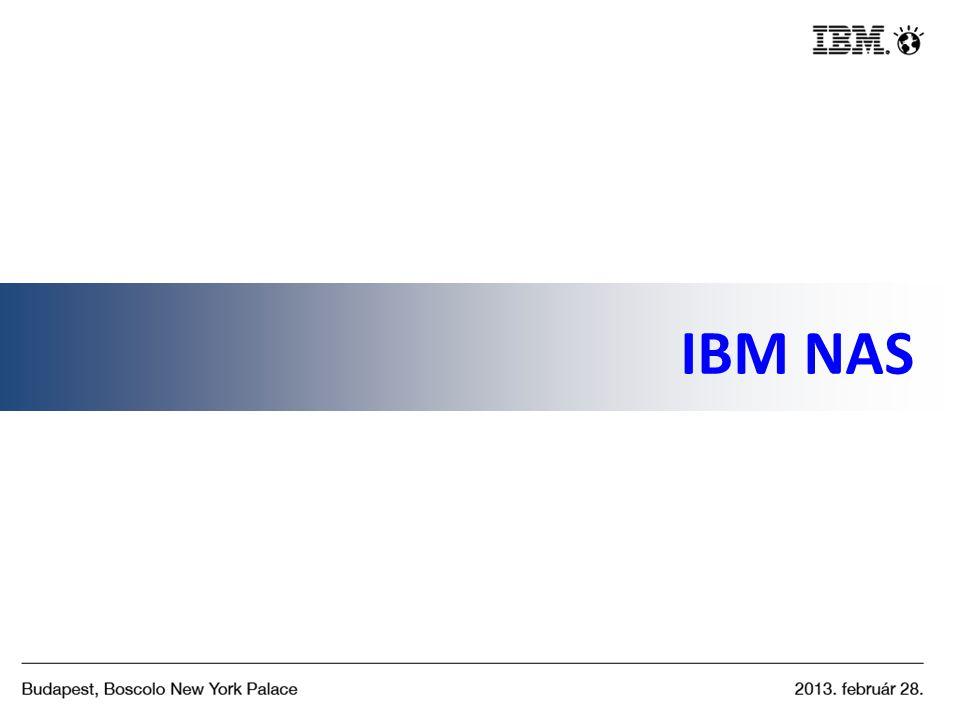 IBM NAS