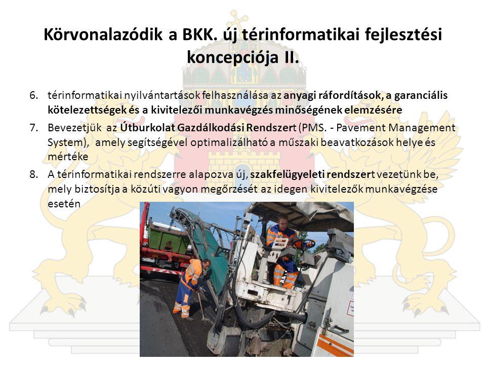 Körvonalazódik a BKK. új térinformatikai fejlesztési koncepciója II.