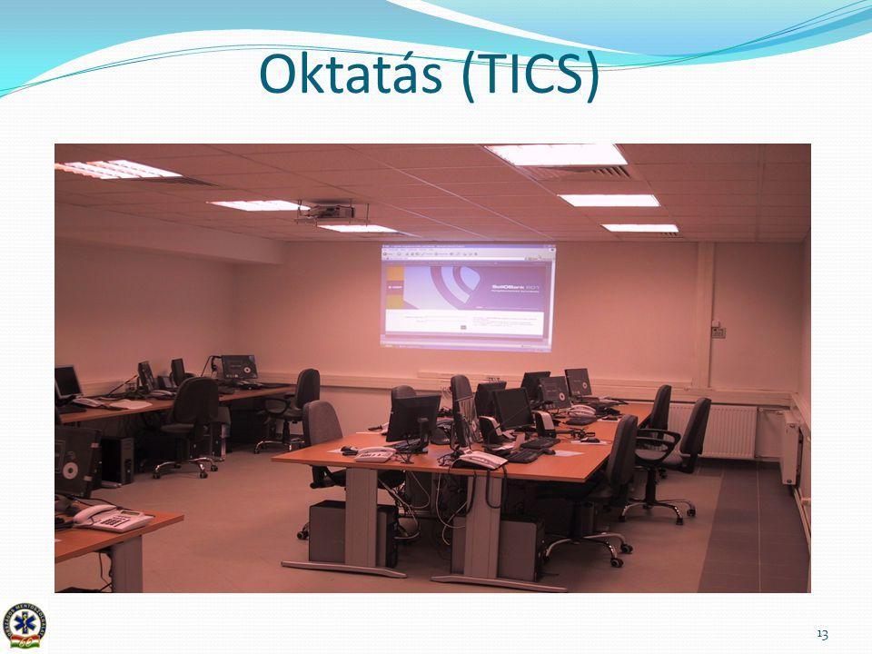 Oktatás (TICS)