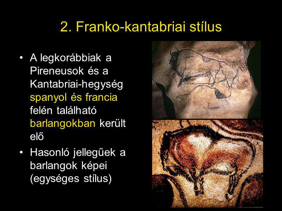 2. Franko-kantabriai stílus