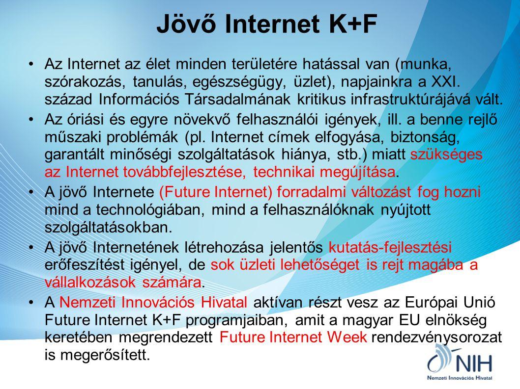 Jövő Internet K+F