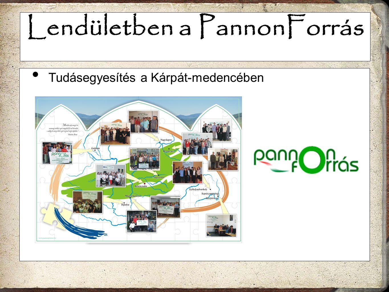 Lendületben a PannonForrás