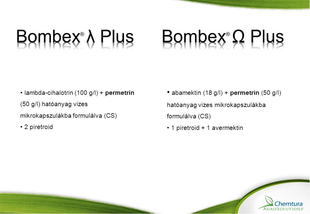 Bombex® λ Plus Bombex® Ω Plus