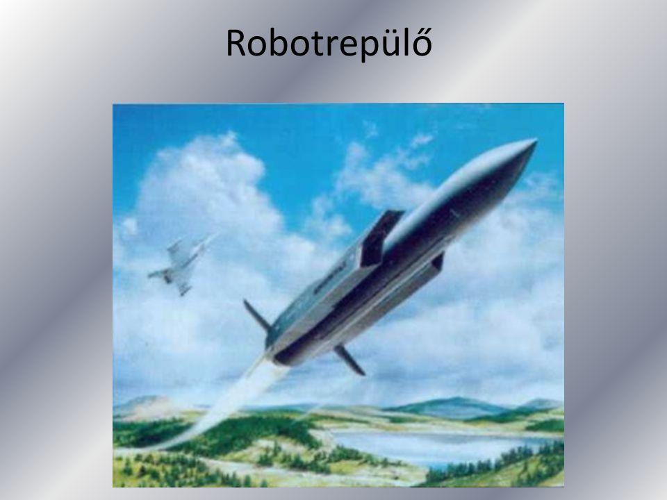 Robotrepülő