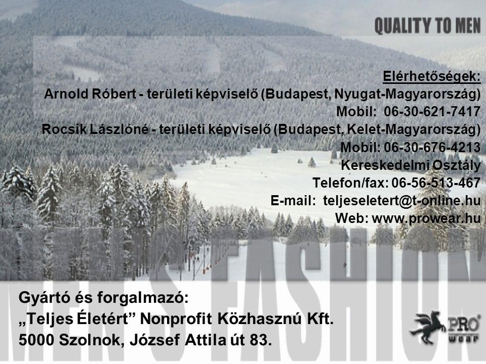 """""""Teljes Életért Nonprofit Közhasznú Kft."""