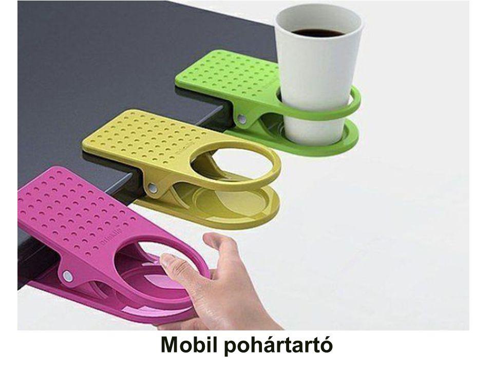 Mobil pohártartó