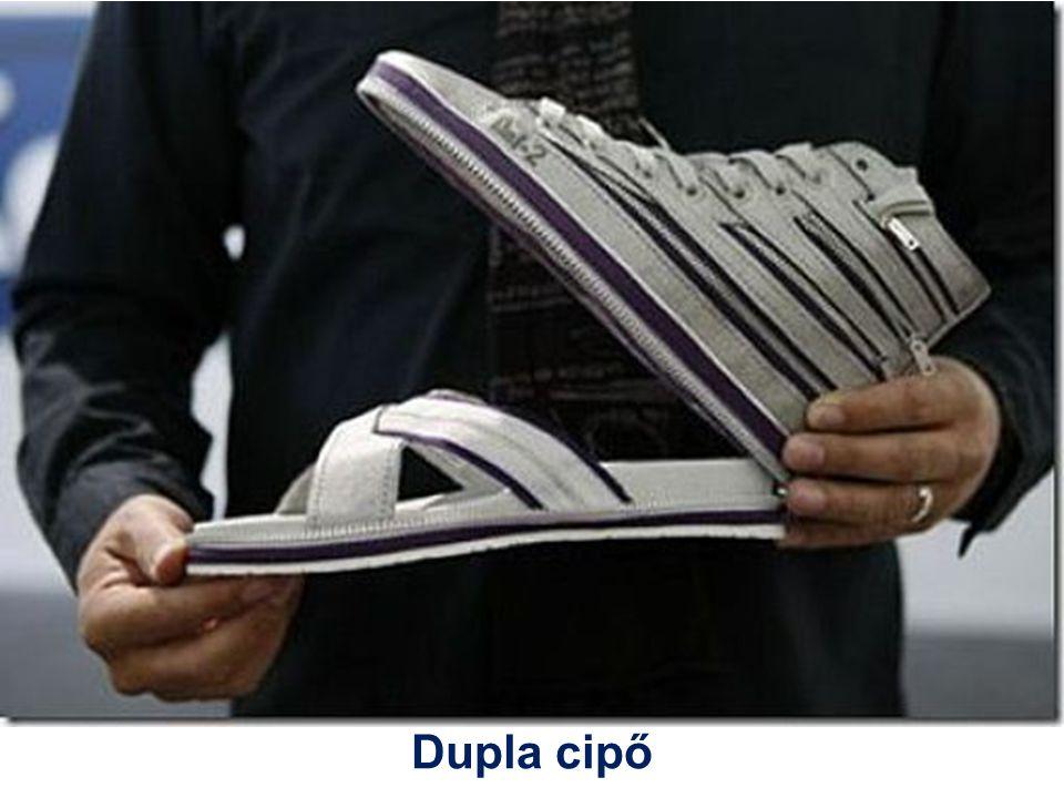 Dupla cipő