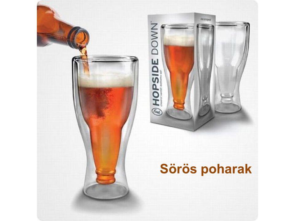 Sörös poharak