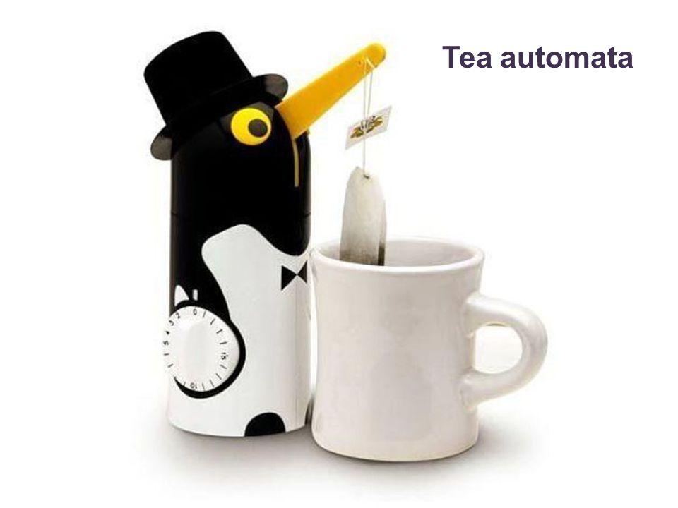 Tea automata