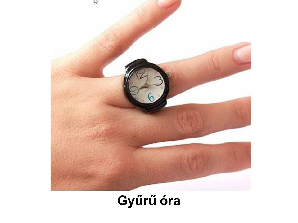 Gyűrű óra