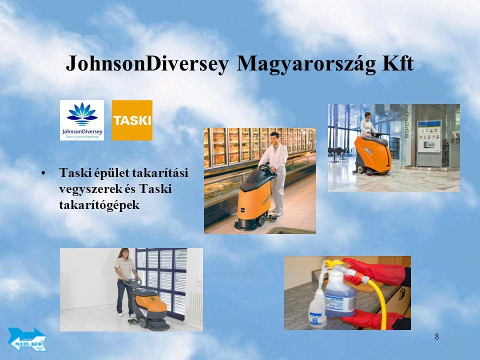 JohnsonDiversey Magyarország Kft