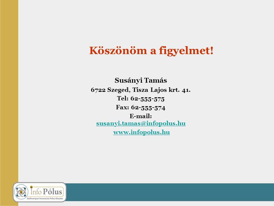 E-mail: susanyi.tamas@infopolus.hu
