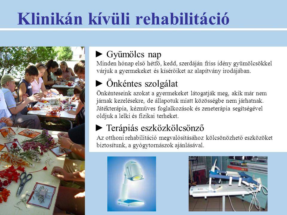 Klinikán kívüli rehabilitáció