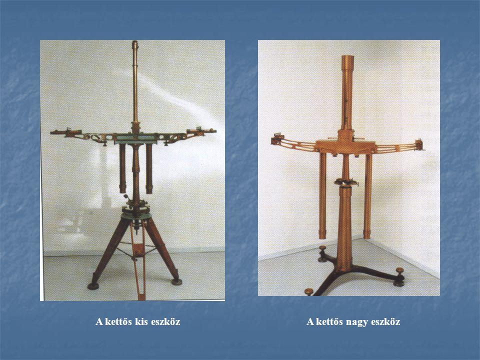 A kettős kis eszköz A kettős nagy eszköz