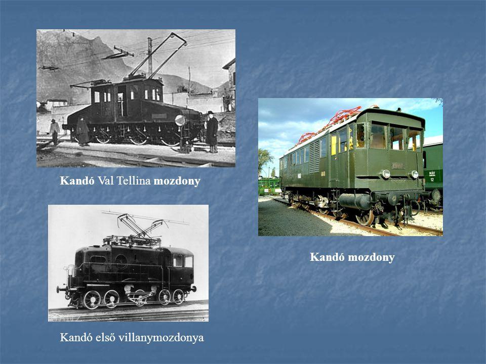 Kandó Val Tellina mozdony