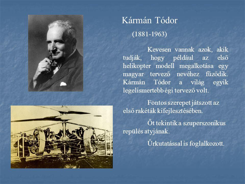 Kármán Tódor (1881-1963)