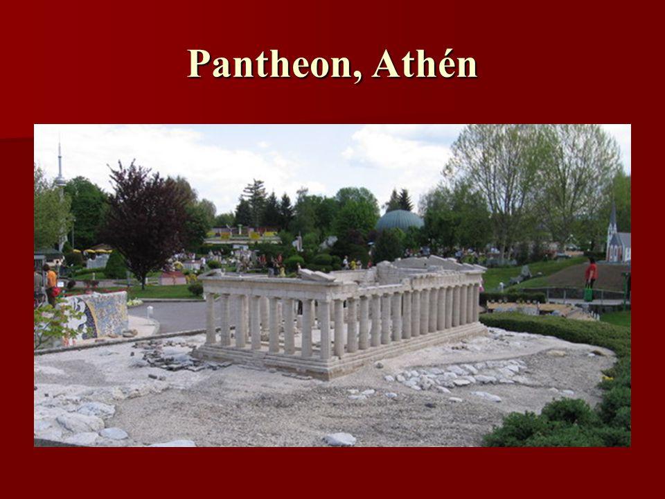 Pantheon, Athén